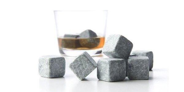 Whiskey Stones - ľadové kamene pre ochladenie nápojov