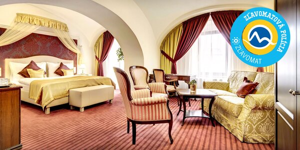 Zažite kráľovskú pohostinnosť hotela Hviezdoslav
