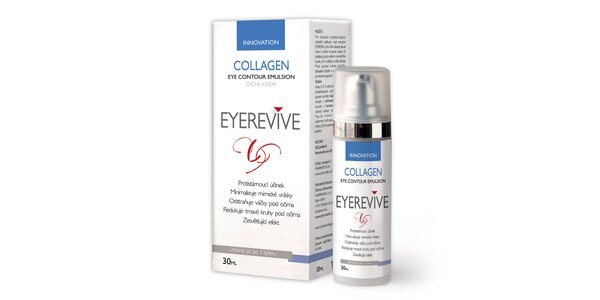 Collagen očný krém Eyerevive