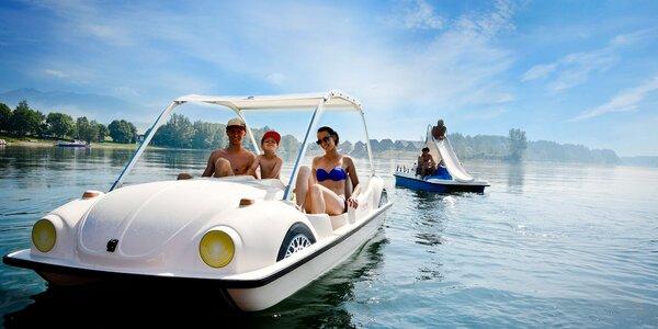 Letný pobyt pre 6- 9 osôb na Lipt. Mare s plavbou na lodi a vodnými športami