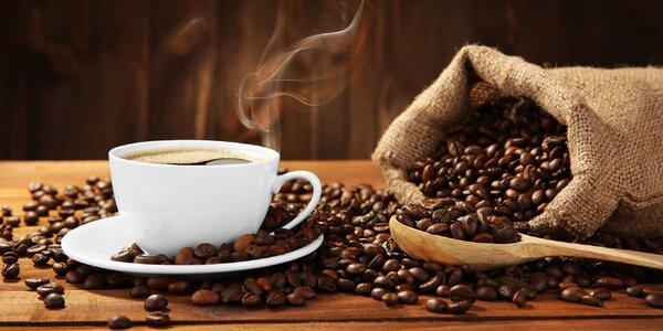 Zrnková plantážna káva - ochutnajte svetovú k