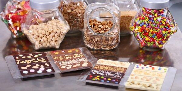 Choco-Story: Prehliadka múzea, workshop a degustácia čokolády