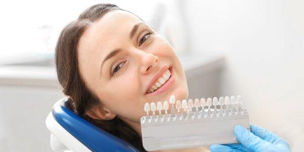 Profesionálne bielenie zubov a dentálna hygiena