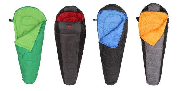Teplé spacáky pre malých i veľkých