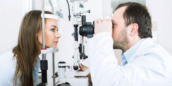 Komplexné očné vyšetrenie na poliklinike Vajnorská