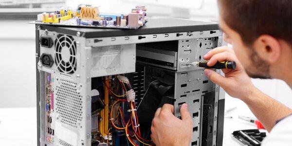 Kompletný servis pre vaše PC a notebook! Ako nový!