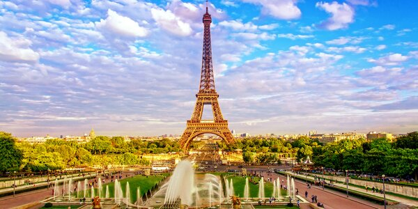 4 alebo 5-dňový autobusový zájazd do čarovného Paríža