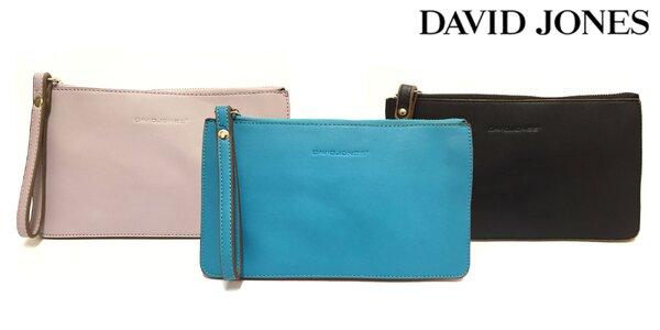 Dámske listové kabelky David Jones vo veselých farbách