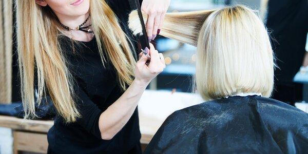 Kompletné kadernícke služby pre krásne vlasy