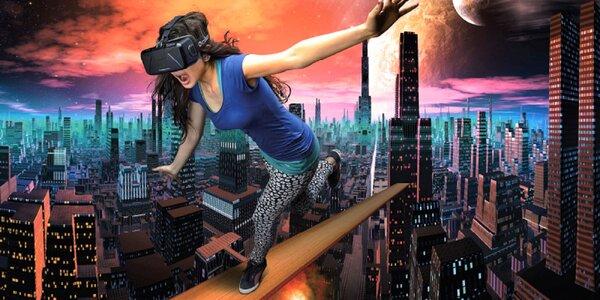 Zážitková virtuálna realita v Aquacity Poprad