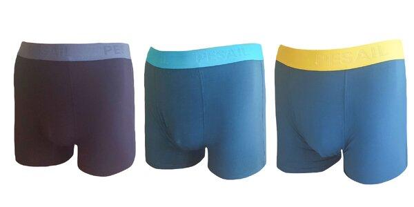 2 ks Pánske boxerky z bambusového vlákna