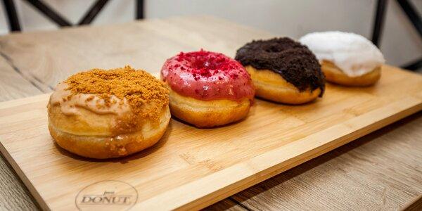 Sladký donut podľa vlastného výberu