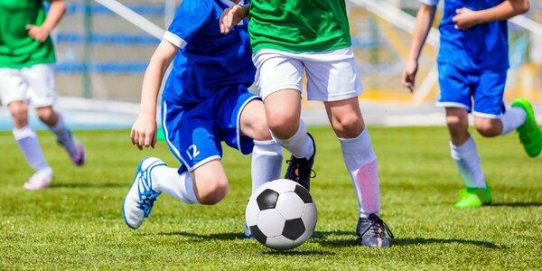Zahrajte si futbal s kolegami či partiou!