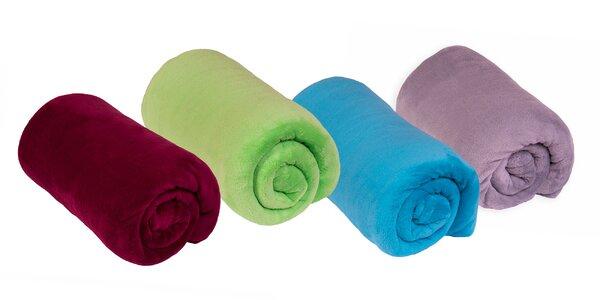 Mäkkučké deky z mikrovlákna 220 x 200 cm