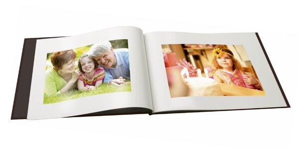 Schovajte si spomienky do fotoknihy v tvrdej väzbe!
