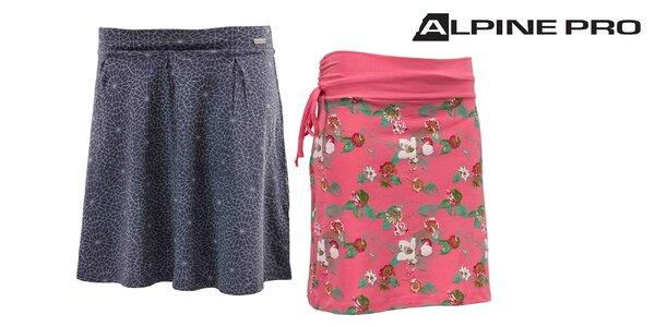 Dámska sukňa Alpine Pro LAFITA alebo Pro NEEDLA