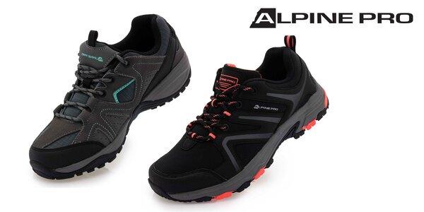 Dámska outdoorová/trekingová obuv Alpine Pro!