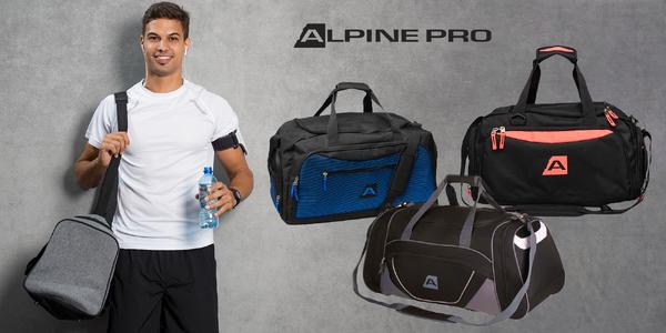 Športové tašky Alpine Pro