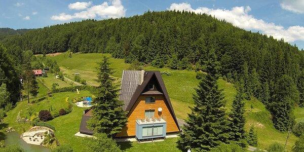 Horské apartmány v krásnych Beskydách pre celú rodinu