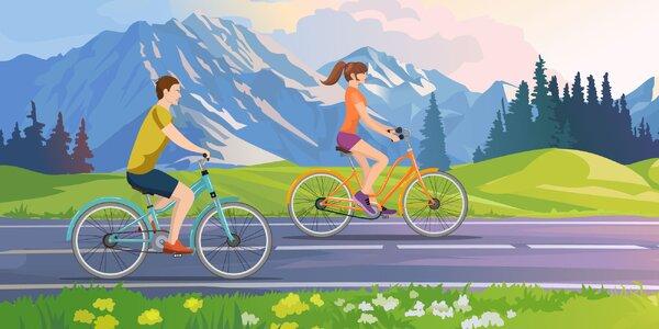 Dovolenka na bicykli