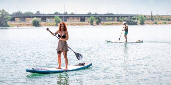Požičovňa paddleboardov Vajnorské jazero
