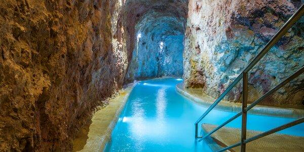 Wellness pobyt hneď vedľa jaskynných kúpeľov