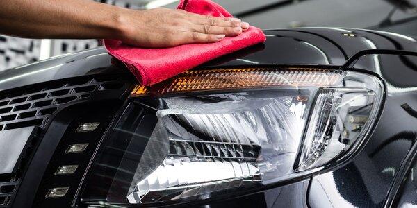 Čistenie a ochrana laku pre vaše auto