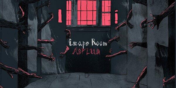 Tajomná Escape hra Asylum čaká na vás!