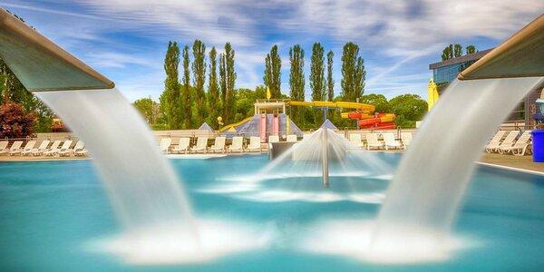 Wellness pobyt v AquaCity Riverside*** s neobmedzeným aquaparkom