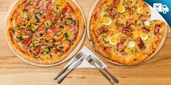 2 pizze od San Angello - rozvoz aj take away!