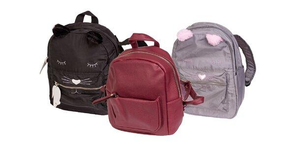 Dámske batôžky z koženky v rôznych farbách