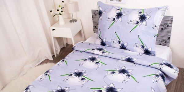 Bavlnené posteľné obliečky - na výber z 12 motívov