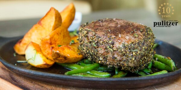 200g Argentínsky grilovaný hovädzí steak