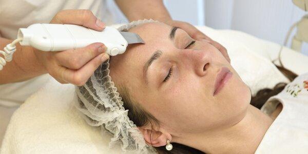 Hĺbkové čistenie pleti aj s masážou tváre