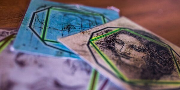 Vyriešte tajomstvo Da Vinciho za 70 minút!