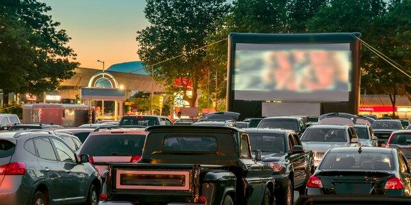 Autokino ORAVA: Jedinečný filmový zážitok!
