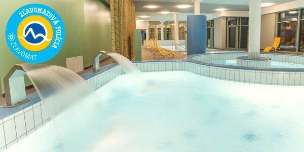 Relax v novom wellness s ubytovaním v Thermal*** Vadaš Štúrovo
