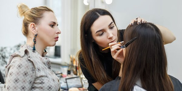 Workshop venovaný ženskej kráse alebo Kurz líčenia