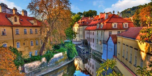 Jesenné krásy Prahy na dosah z Hotela Duo Praha****