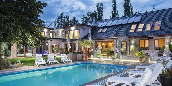 Bohatý wellness pobyt na Liptove v Aqua & Wellness Resort Alžbeta
