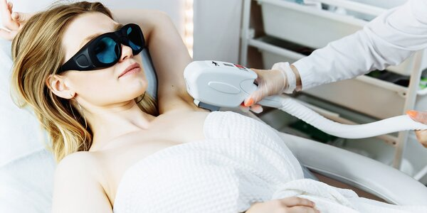 Revolučná SHR laserová epilácia pre ženy