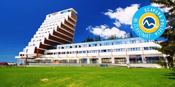 Pobyt v moderných apartmánoch a štúdiách PANORAMA RESORT****