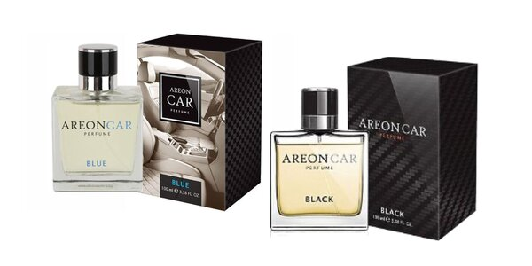 100 ml Parfém do auta Areon Car Parfume