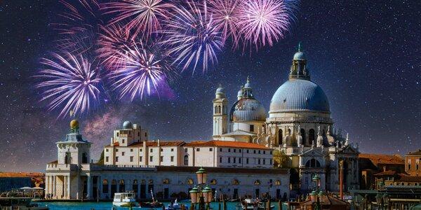 4-dňový Silvester v Benátkach a v meste lásky Verona