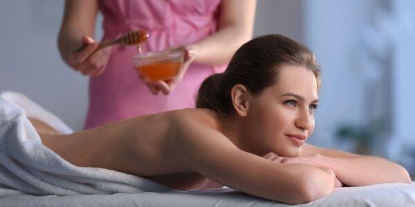 Klasická relaxačná, medová a masáž pre tehotné