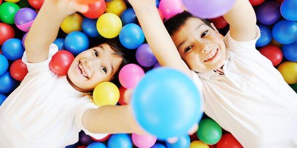 Vstup do detského kútika Detičkovo - jednorázový vstup alebo permanentka