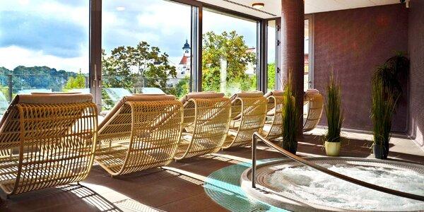 Pobyt v hoteli Rajská záhrada: wellness, raňajky a romantická večera