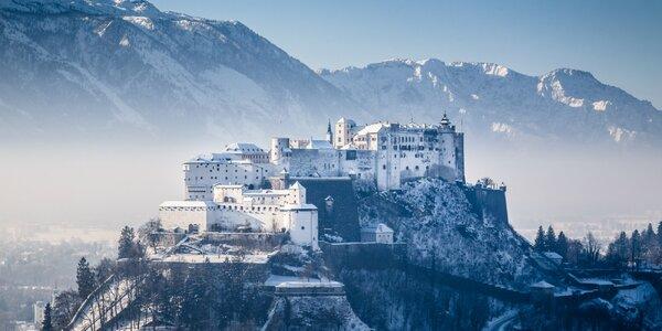 Zájazd do Salzburgu v znamení adventných sviatkov
