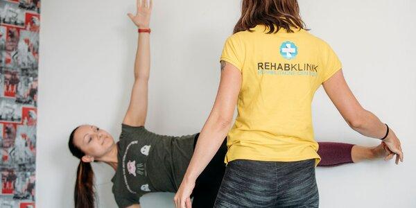 Fyzioterapeutické vyšetrenie, masáž, drenáž