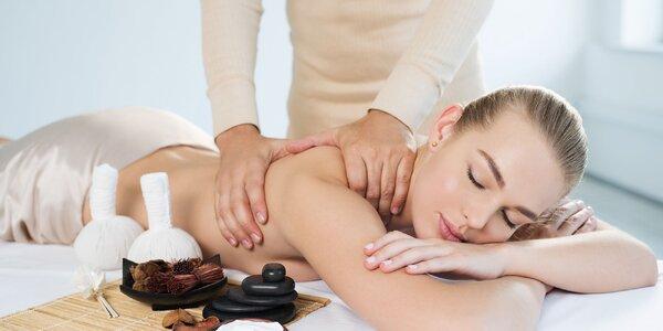 Saunový svet alebo celotelová klasická masáž
